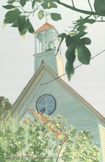 Midnapore Lutheran SOLD Prints available